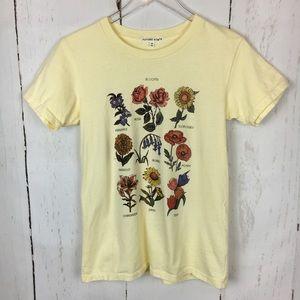 Future State Flower Bloom Chart T Shirt  Flower Bloom Chart T Shirt